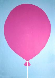 Pinker_Luftballon